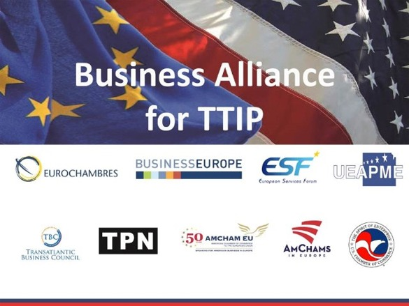 Business Alliance for TTIP
